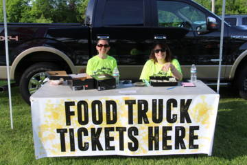 Buy Food Tickets